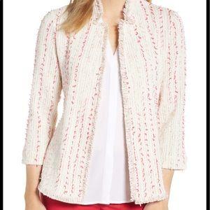 Nice and Zoe Spring Fringe Jacket